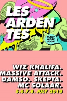 Les Ardentes Festival