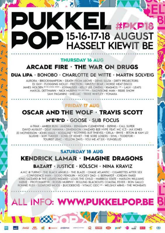 Pukkelpop Festival