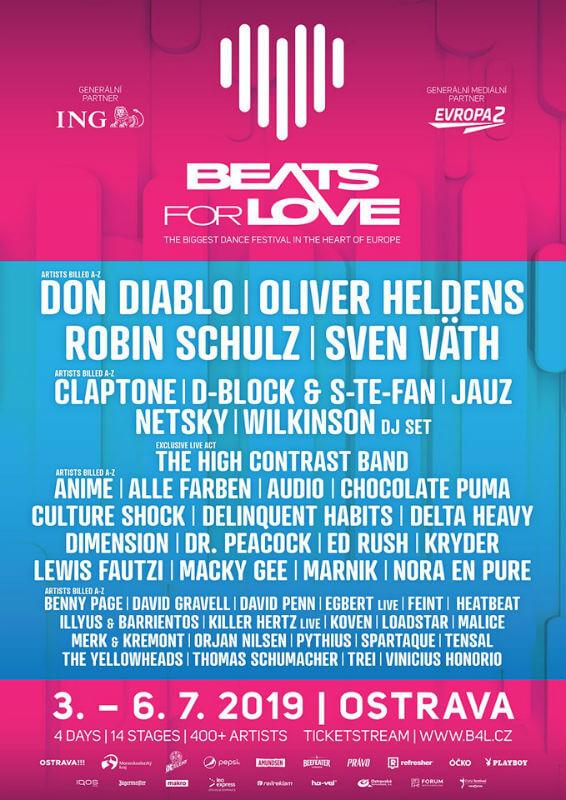 Beats For Love Festival 2019