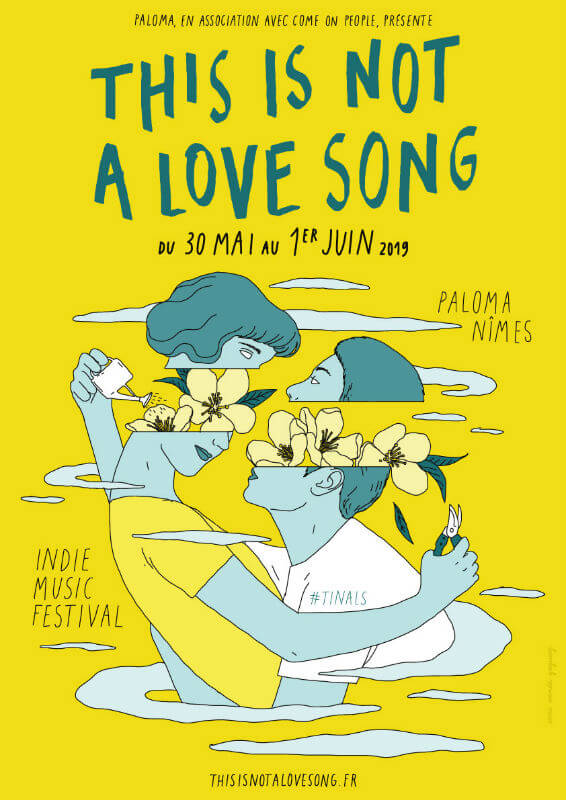 this is not a love song festival