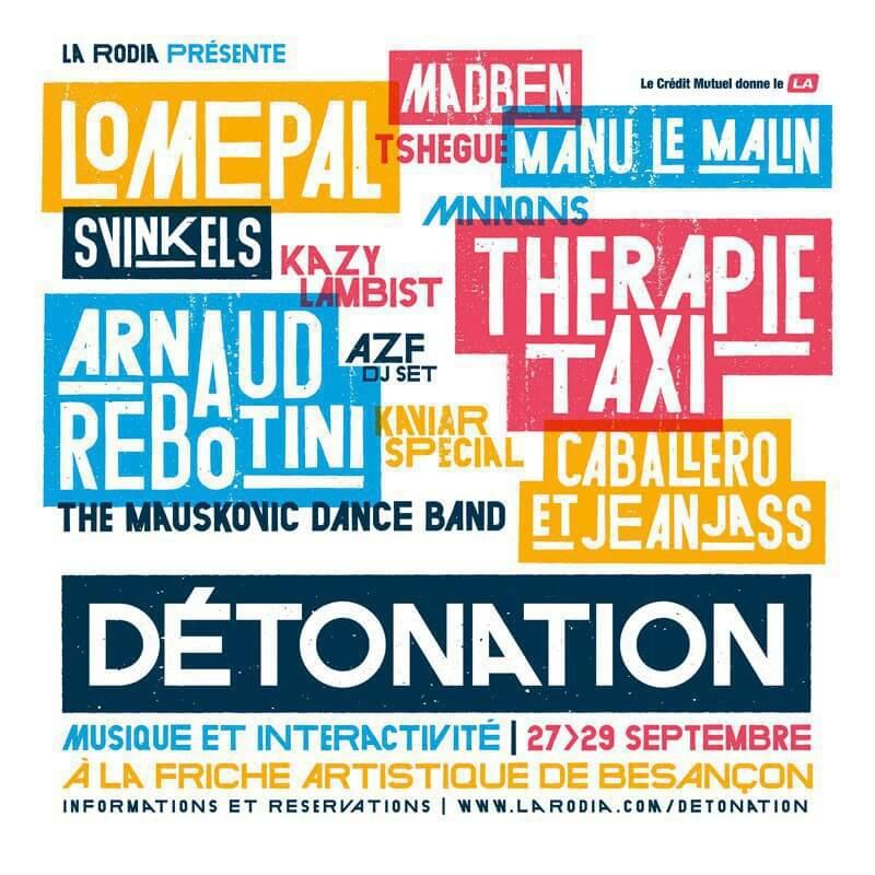 Detonation Festival