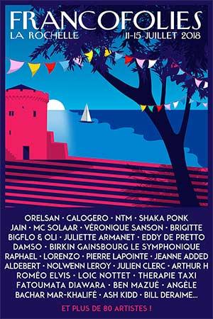 Francofolies Festival