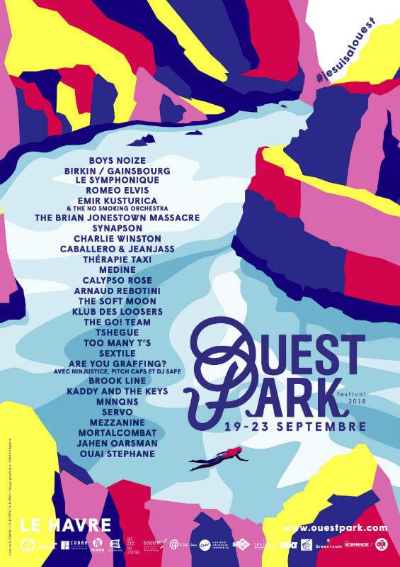 Ouest Park Festival 2018