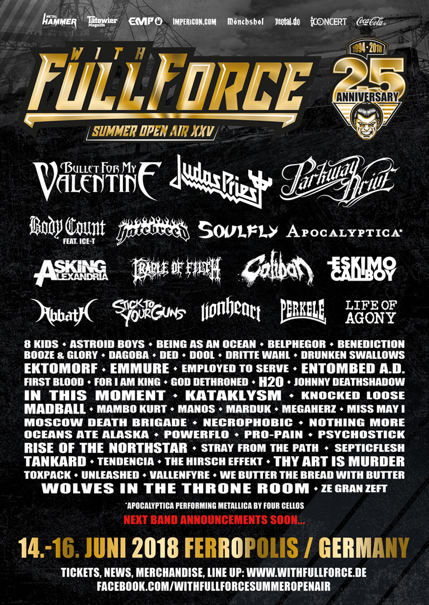 With Full Force Festival 2018