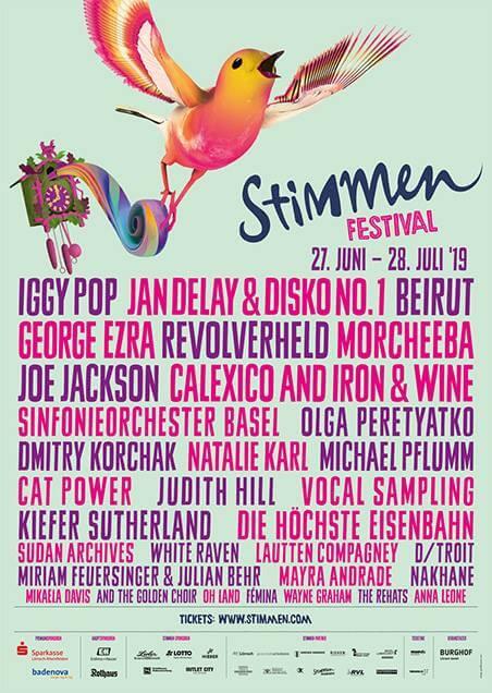 Stimmen Festival