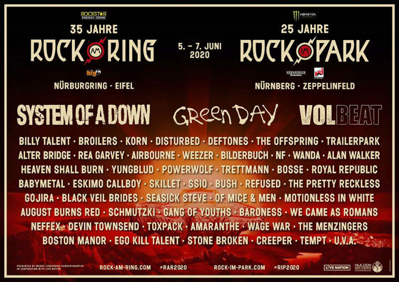 Rock am Ring Festival 2020