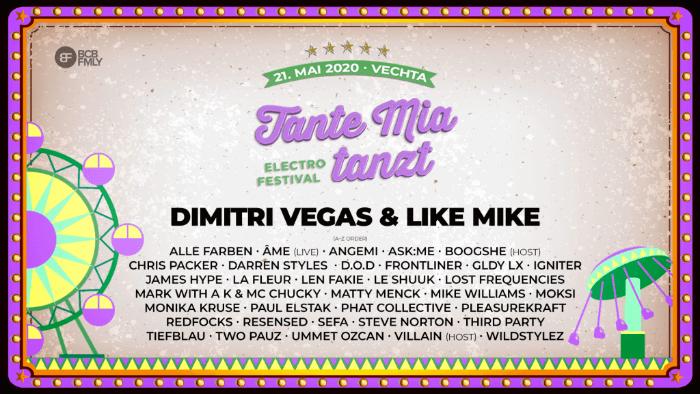 Tante Mia Tanzt Festival