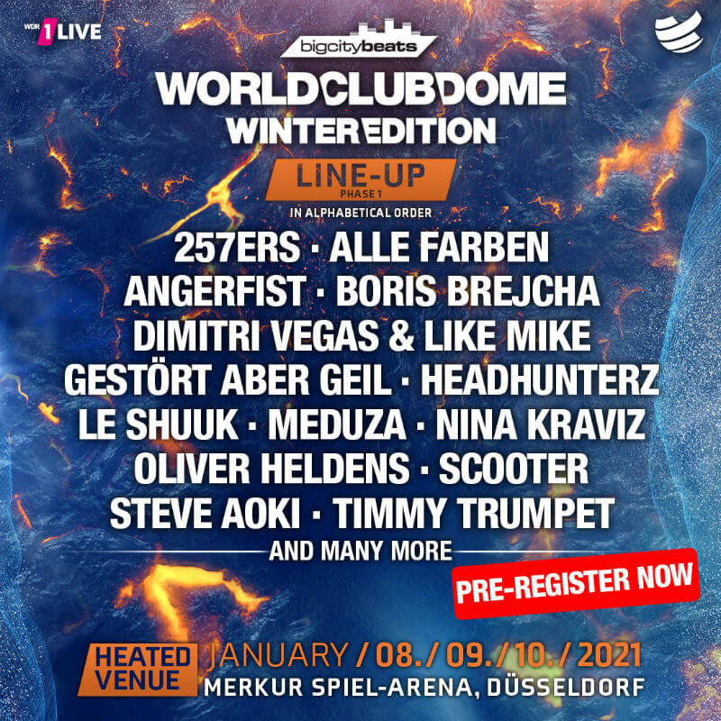 World Club Dome Dusseldorf