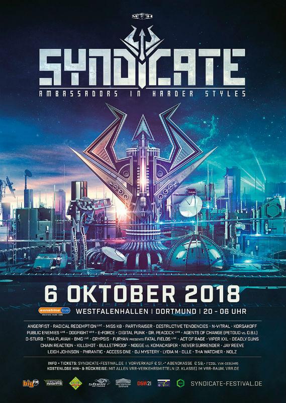 Syndicate Festival 2018