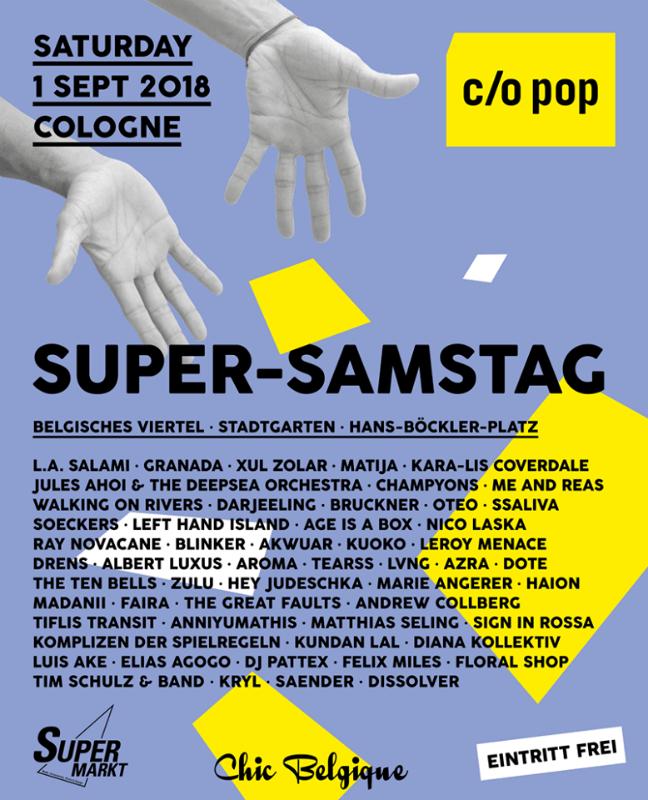 C-O Pop Festival
