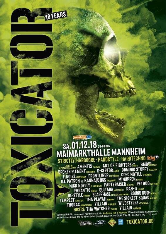 Toxicator Festival