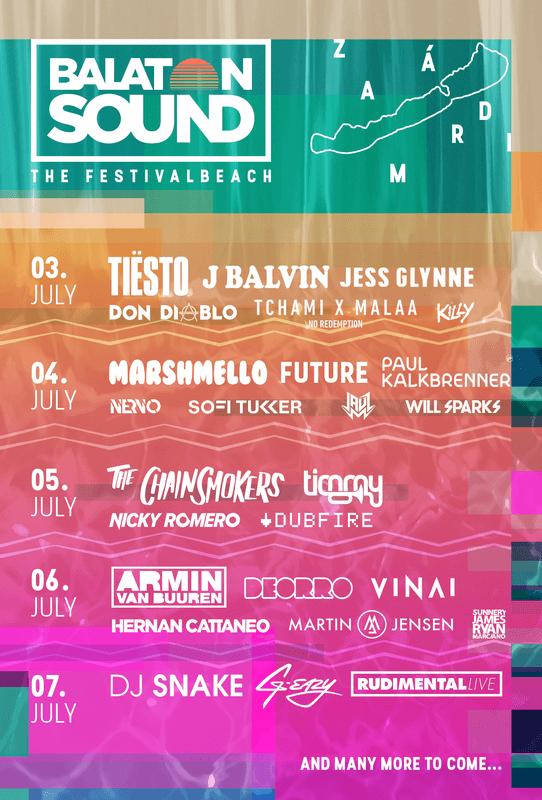 Balaton Sound Festival 2019