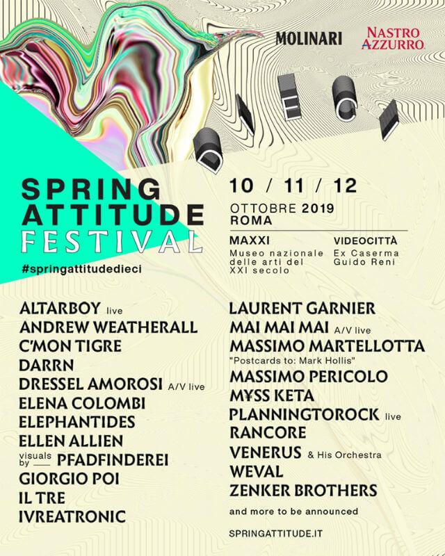 Spring Attitude Festival