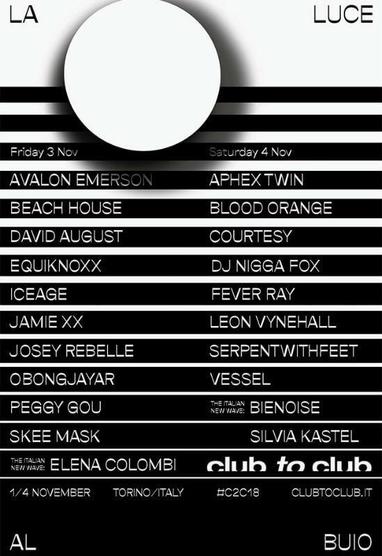 Club 2 Club 2018