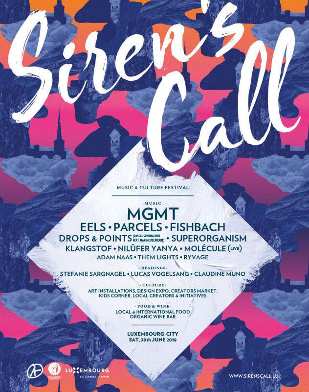 Siren's Call Festival 2018