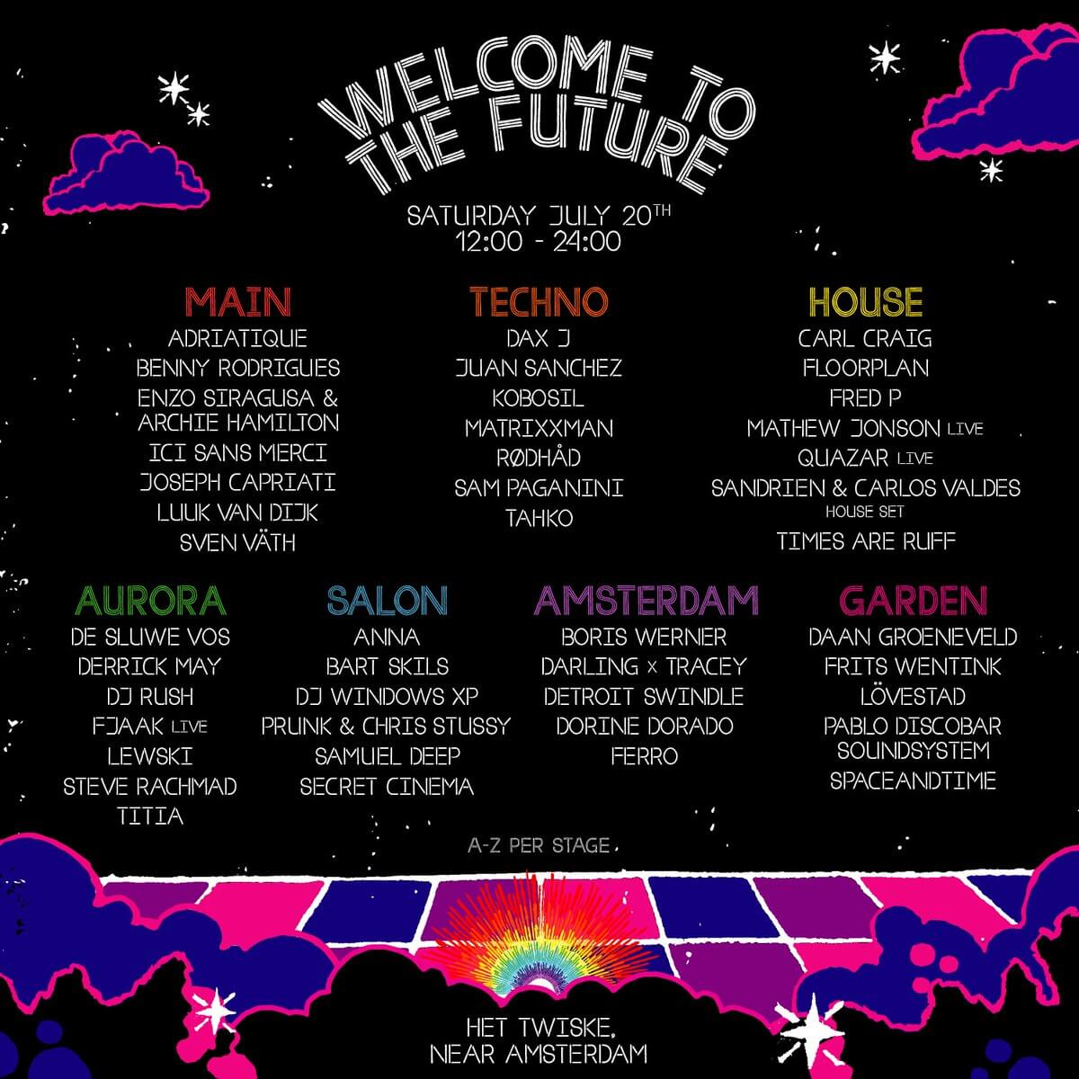 Welcome To The Future Festival