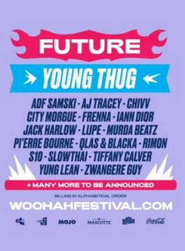 Woo Hah Festival
