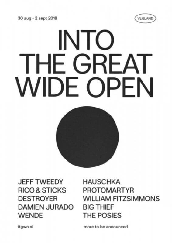 Into The Great Wideopen