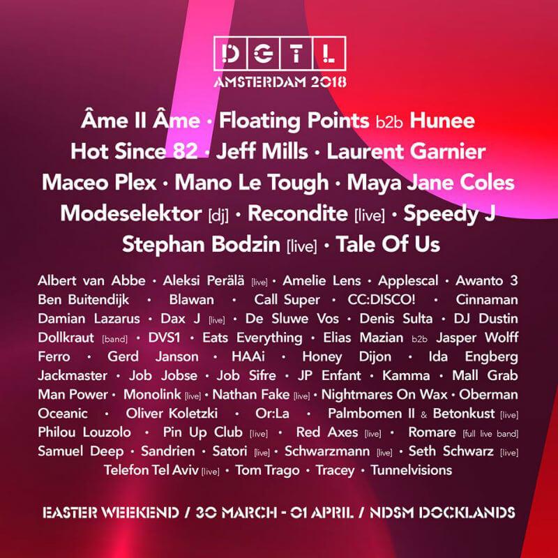 DGTL Festival Madrid
