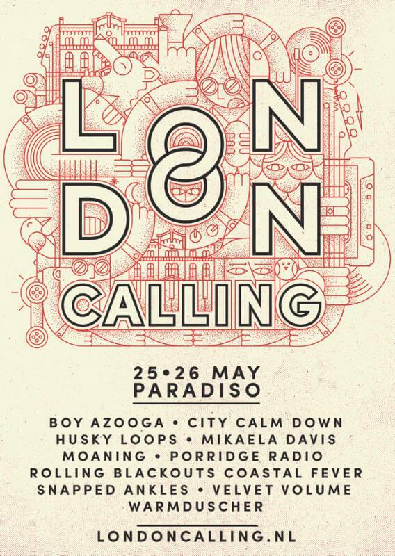 London Calling Festival lineup