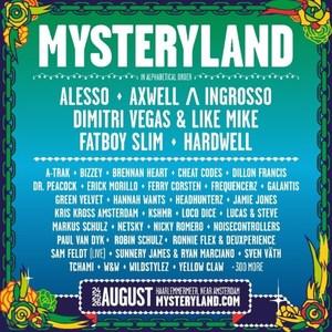 Mysteryland Festival 2018