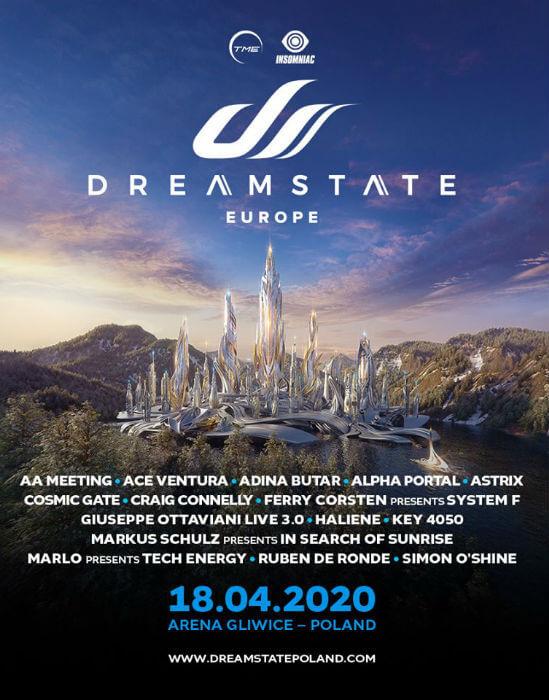 Dreamstate Poland 2020