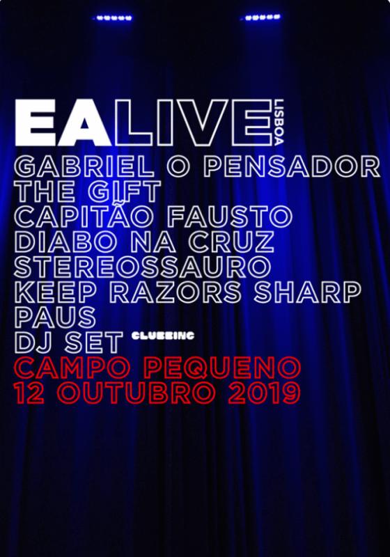 EA Live Festival