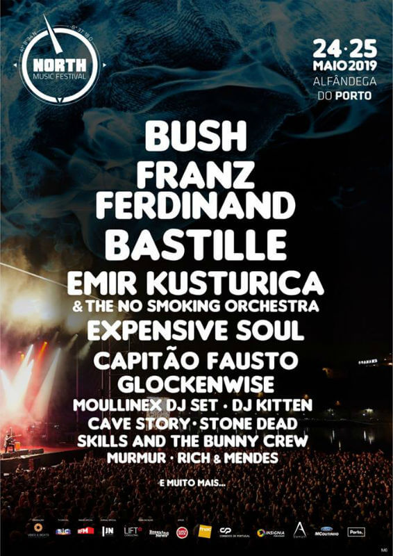 North Music Festival cartaz