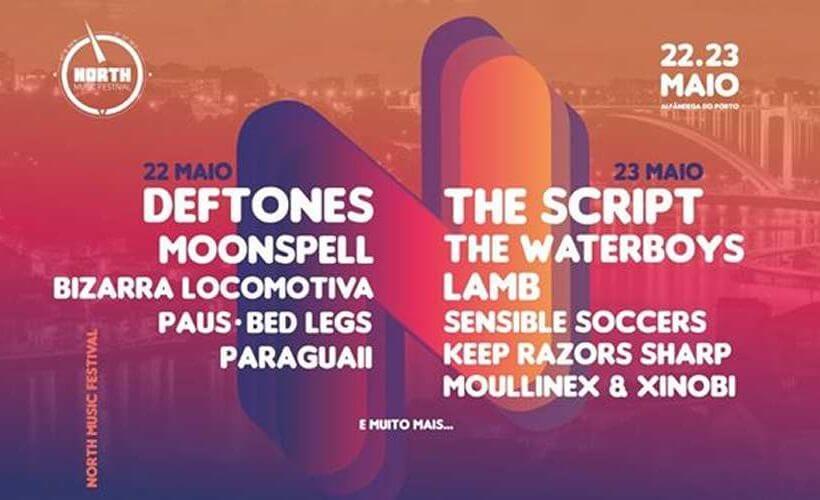 North Music Festival cartaz