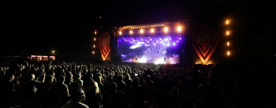 VOA Heavy Rock Festival 2019