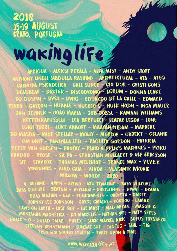 Waking Life Festival