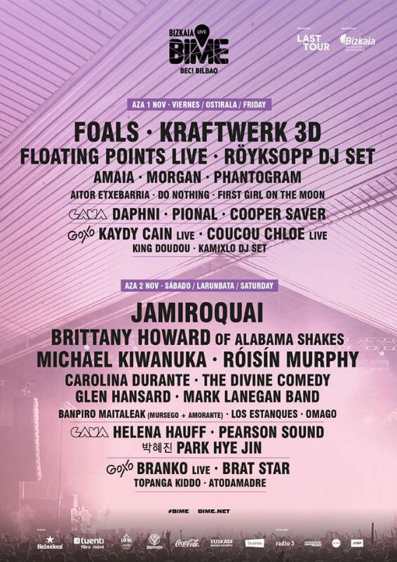 Bime Live Festival