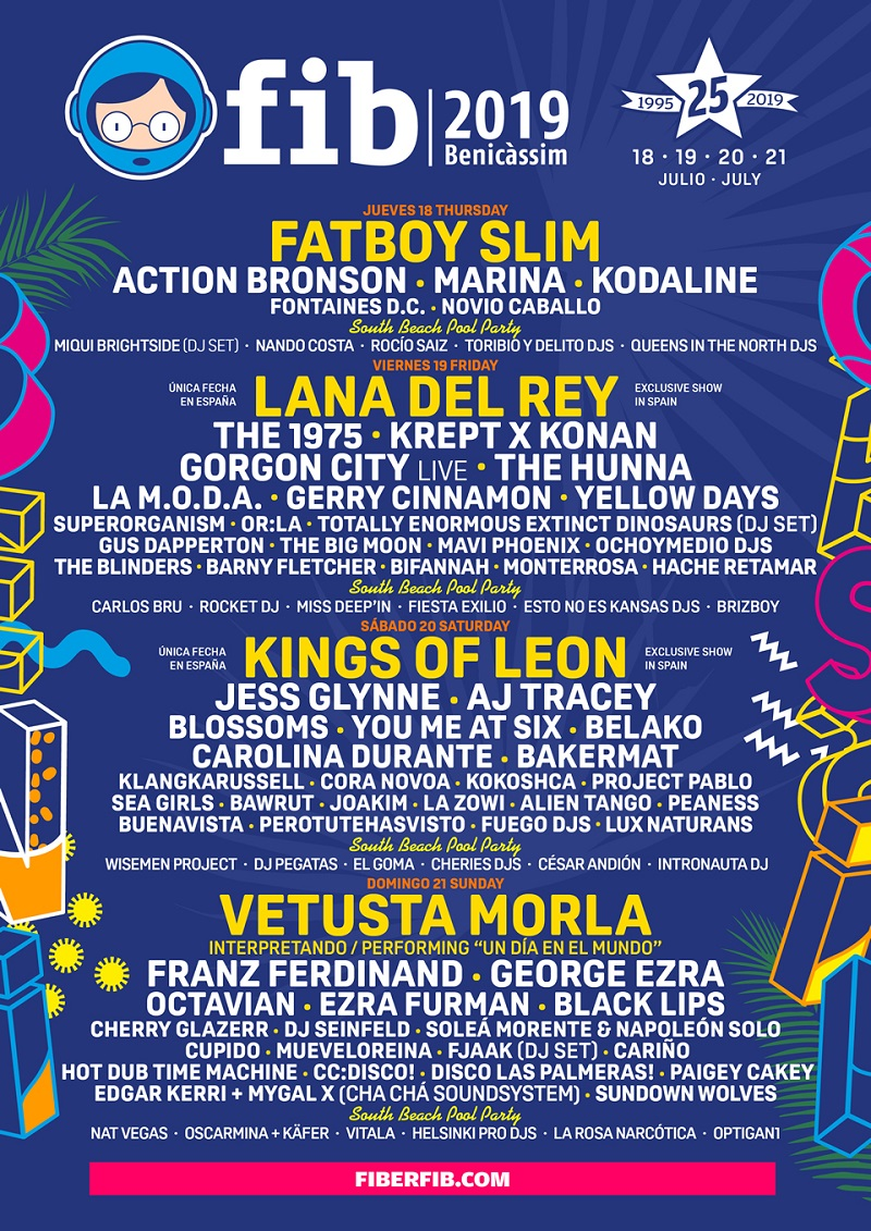 FIB Benicassim International Festival 2019