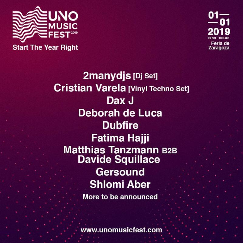 UNO Music Festival
