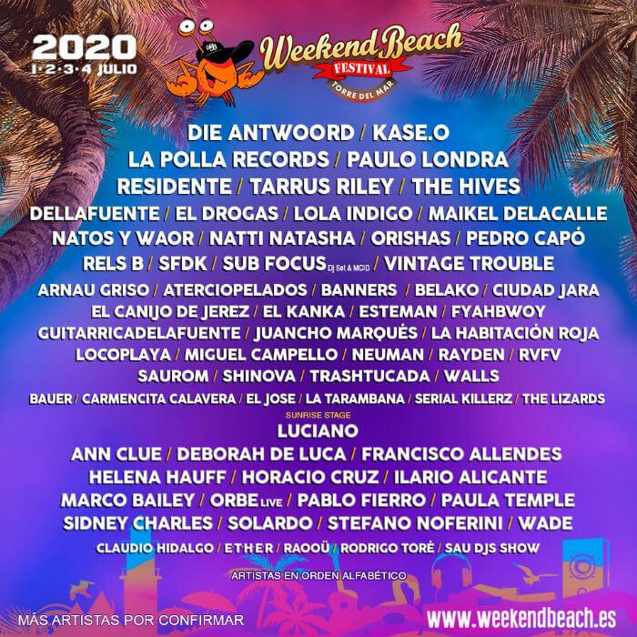 Weekend Beach Festival