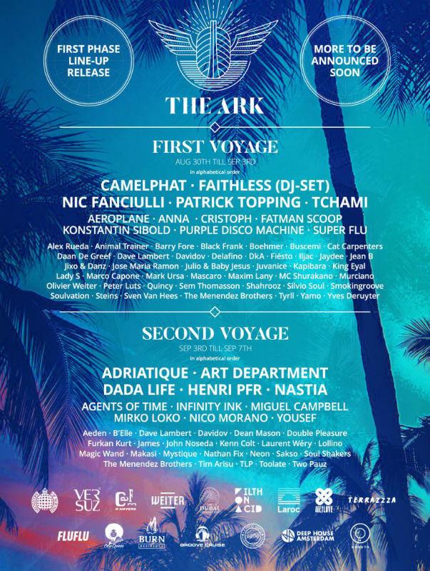 Ark Cruise Festival