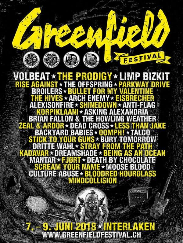 Greenfield Interlaken 2018