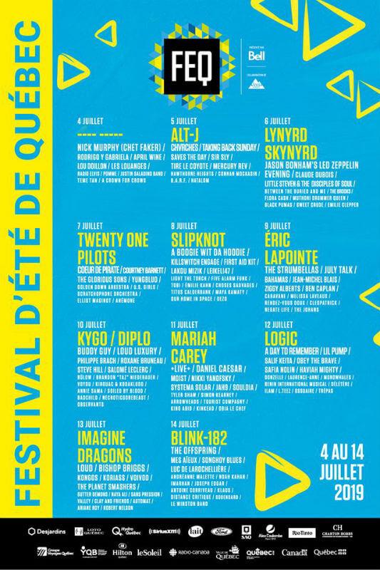 Été de Québec 2019