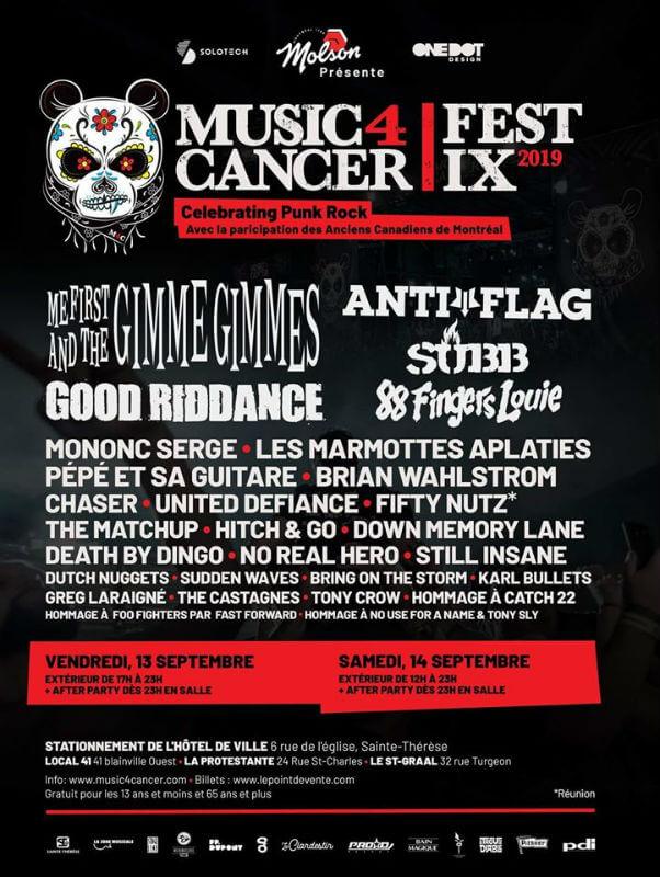 Music 4 Cancer Festival