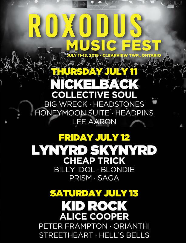 Roxodus Music Festival