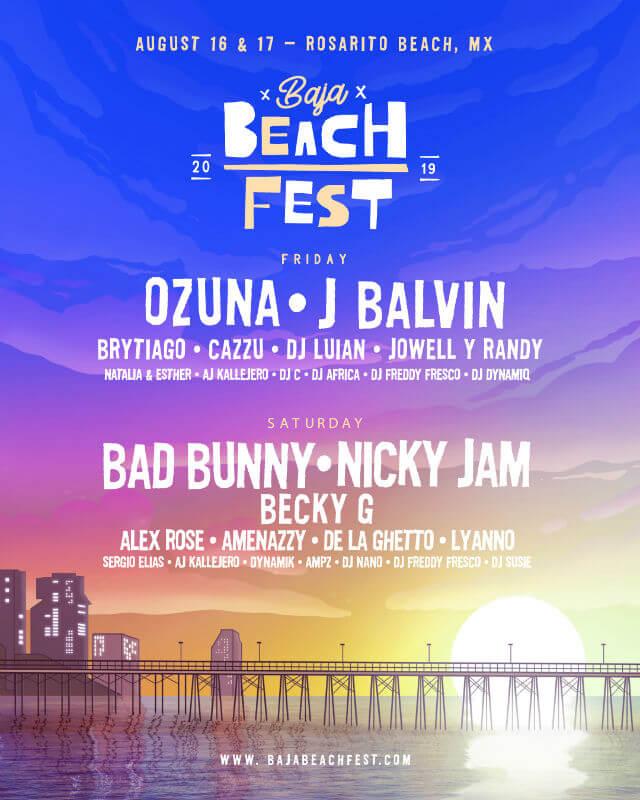 Baja Beach Festival