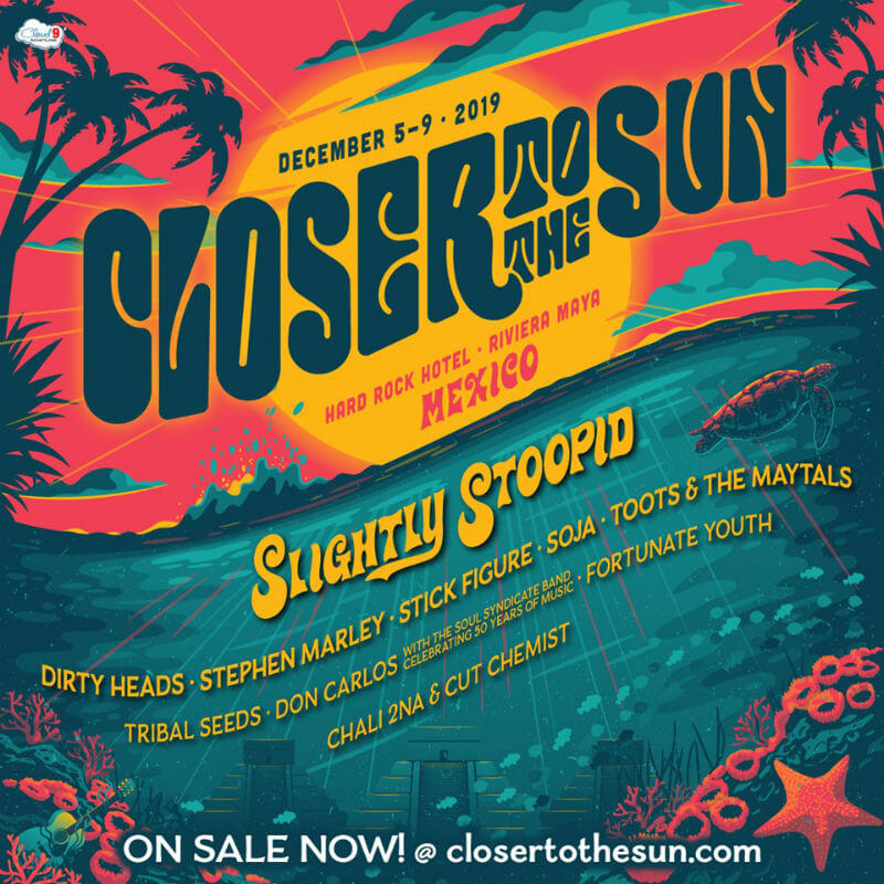 Closer To The Sun Festival