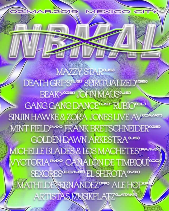 NRMAL Festival