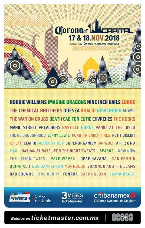 Corona Capital Festival 2018