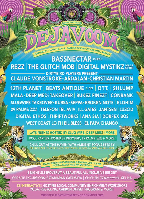 Deja Voom Festival