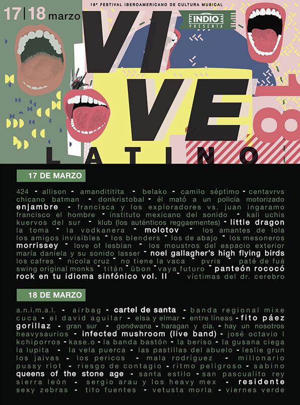 Vive Latino Festival