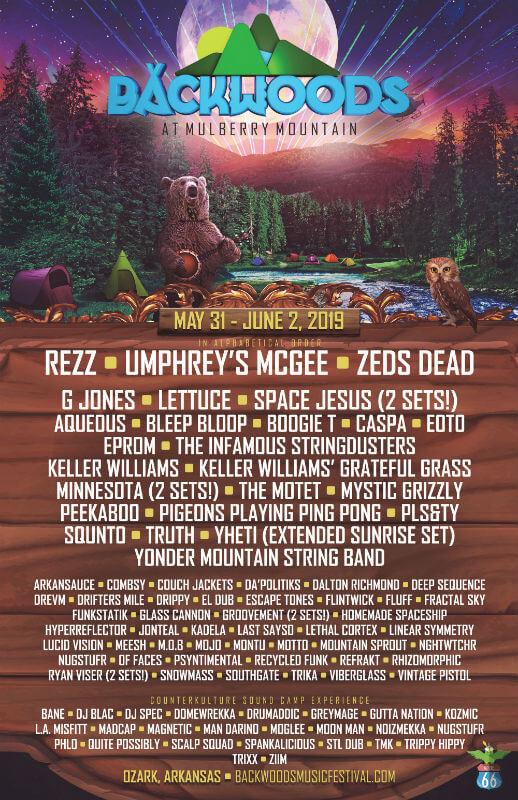 Backwoods Music Festival