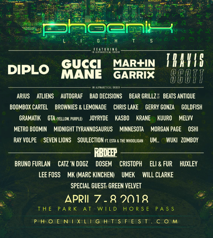 Phoenix Lights Festival
