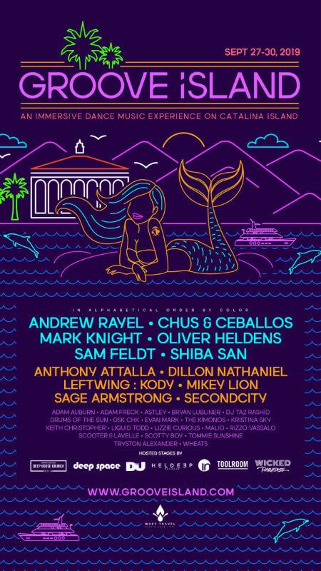 Groove Island Festival