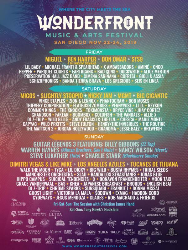 Wonderfront Festival